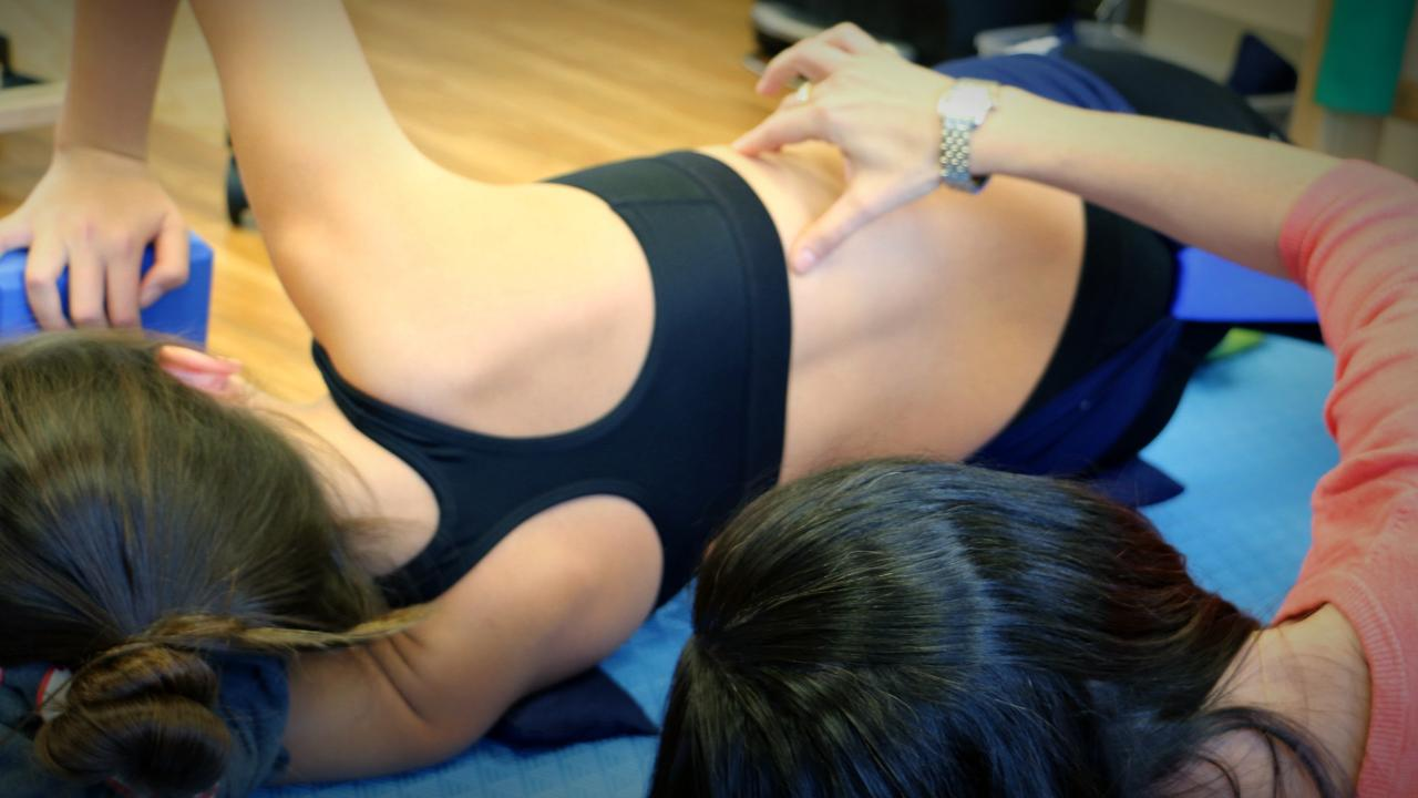 Scoliosis Spine Physical Therapy Nyc Columbia Orthopedic Surgery