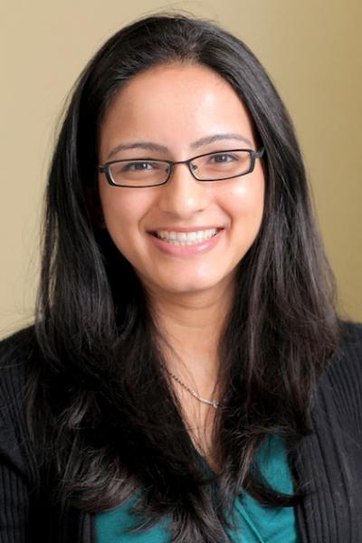 Portrait of Prachi Bakarania, DPT